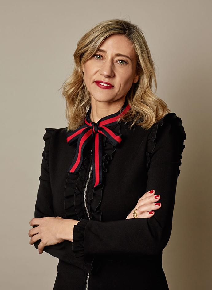 Elena Ferreras, la nueva directora comercial global de Condé Nast España.