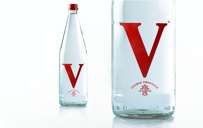 El nuevo diseño de packaging y productos de Vittel fue imaginado como parte del rebranding para una escala internacional.