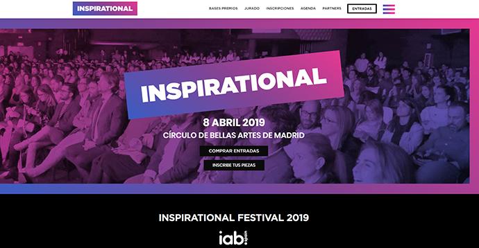 Para esta decimosegunda edición, el Festival adelanta su fecha habitual hasta el 8 de abril y se traslada al Círculo de Bellas Artes.