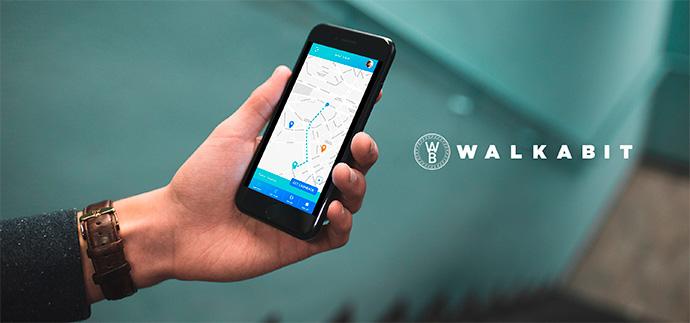 Así es WalkABIt, la 'app' que premia a los turistas por caminar por Barcelona