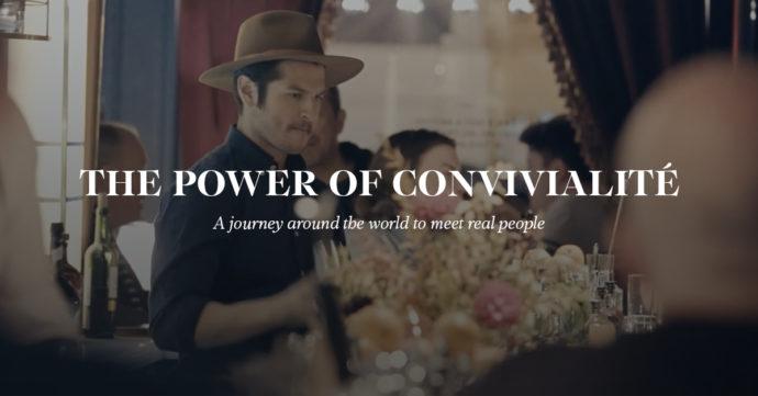 Pernod Ricard reivindica un mundo más sociable en su nueva campaña