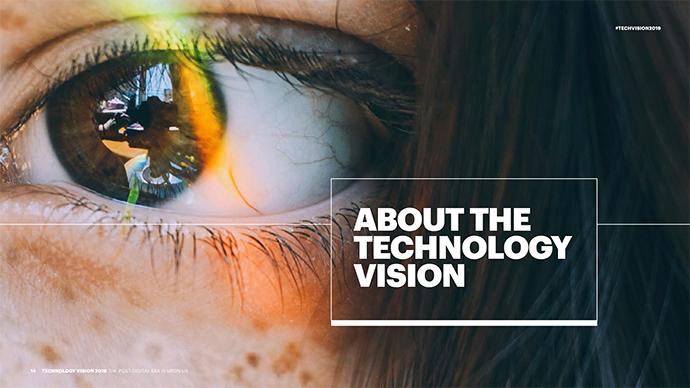 El estudio de Accenture Technology Vision 2019 anticipa las tendencias tecnológicas de los negocios en los próximos tres años.