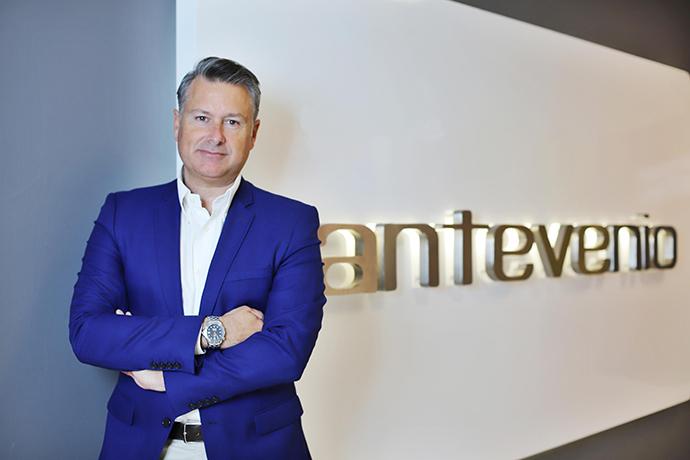 Yago Castillo, nuevo director general de Antevenio en España.