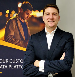 Álvaro Butragueño, director comercial de Eulerian Technologies para Iberia.