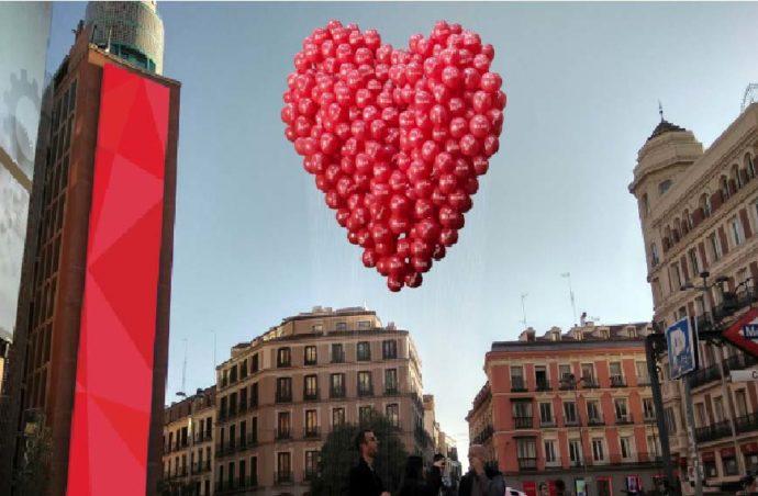 Callao se cubrirá con un corazón gigante lleno de mensajes de amor