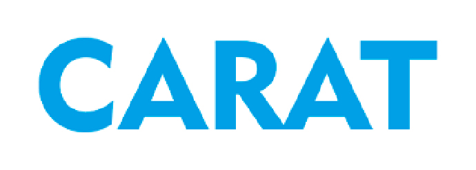 Carat ha sido elegida mejor agencia de medios para trabajar por los profesionales del sector.