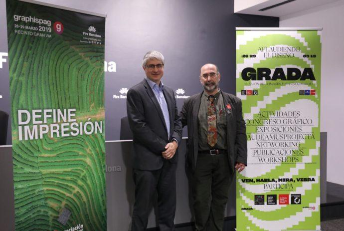 Grada&CongrésGràfic y Graphispag
