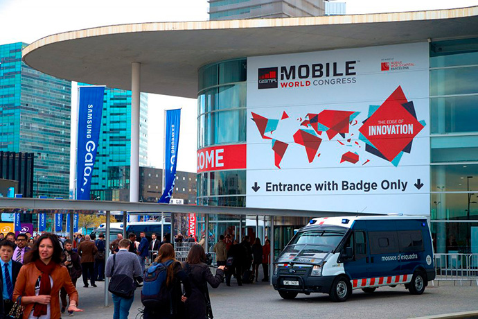 El canal de televisión del Mobile World Congress retransmitirá con 5G