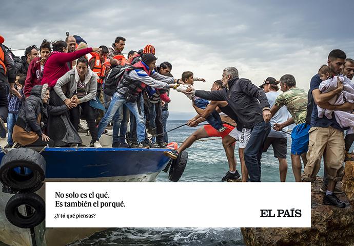 '¿Y tú qué piensas?', la campaña de El País tiene el objetivo de fortalecer la imagen e incrementar la conexión con sus lectores y la sociedad.