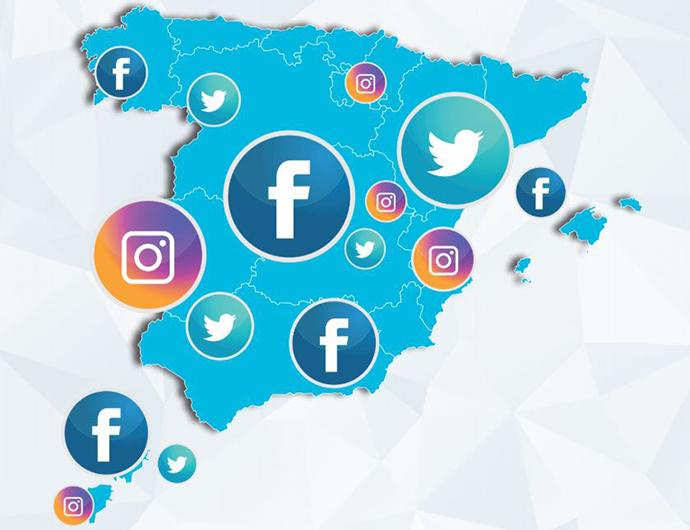 The Social Media Family en la quinta edición de su 'Estudio sobre los usuarios de Facebook, Twitter e Instagram en España'.