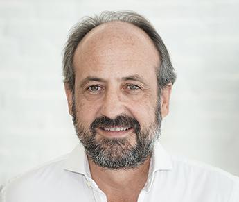 Álvaro Villarjubín, fundador de la agencia y presidente de Commcracy_group.