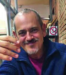 Xavier Pérez, comunicación y marketing en Eikonos, autor del texto.