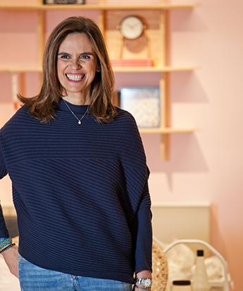 Elena López de Andrés, responsable de diversidad en Ikea España.
