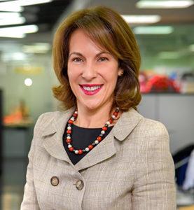 Rose de la Pascua, presidenta de España y vicepresidenta ejecutiva para Europa en Weber Shandwick.