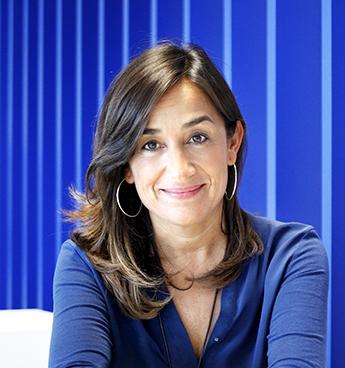 Ana Palencia, directora de comunicación de Unilever España.