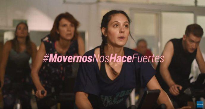 Decathlon defiende la fortaleza de las mujeres en #MovernosNosHaceFuertes