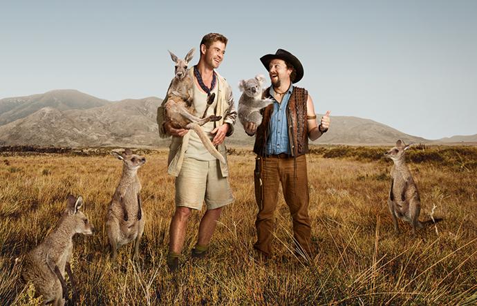 La campaña 'Dundee' de la agencia Droga5 tenía como objetivo promocionar el Turismo en Australia,