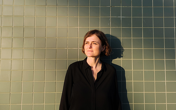 Emma Pueyo, directora de Más Mujeres Creativas en Barcelona.