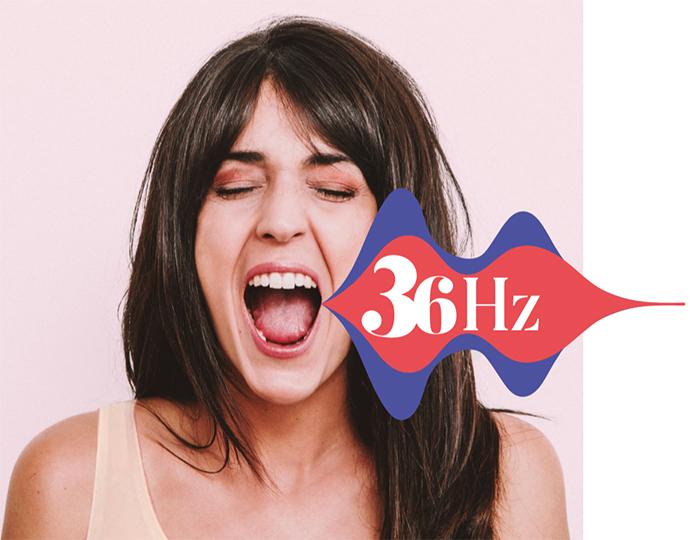 María Fernández, una de las cinco ganadoras de #36Hz, dará una ponencia de Big Data y creatividad, 29 de marzo en el Festival C de c de San Sebastián.