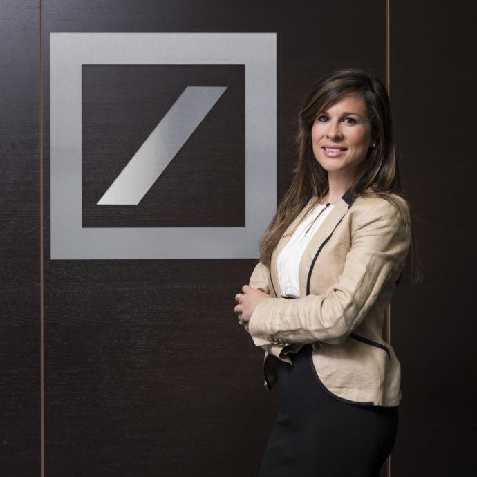 Deutsche Bank nombra a Raquel Carrillo directora de marketing en España