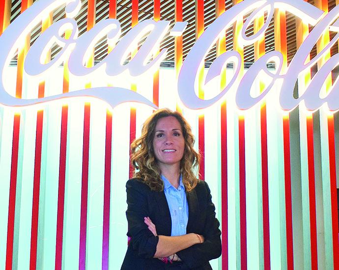 Entrevista a Carolina Aransay, portfolio & environment activation director de the Coca-Cola Company.