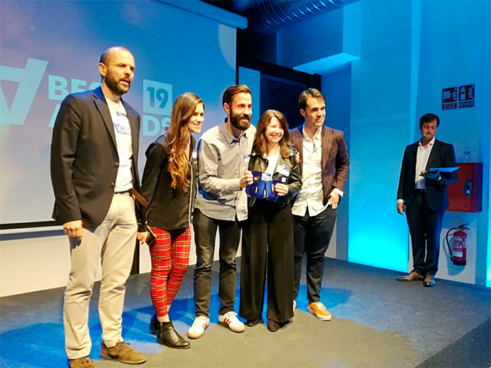 Pernod Ricard se alzó con el premio Great Advertiser.