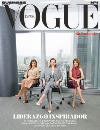 Nace Vogue Business, el nuevo proyecto editorial dedicado al liderazgo femenino