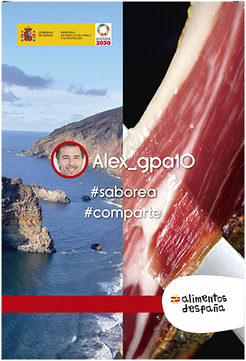 Mediasapiens España ha sido seleccionada para la materialización de la campaña de publicidad de Alimentos de España