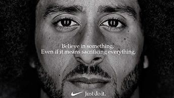 Campaña de Nike.