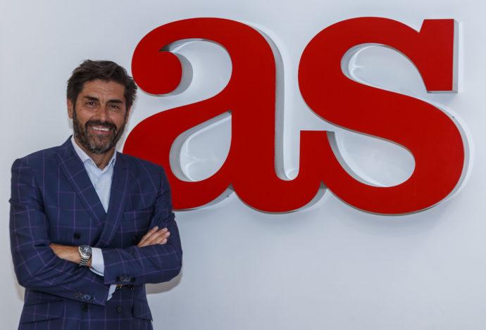 Vicente Jiménez sustituirá a Alfredo Relaño como director del diario AS