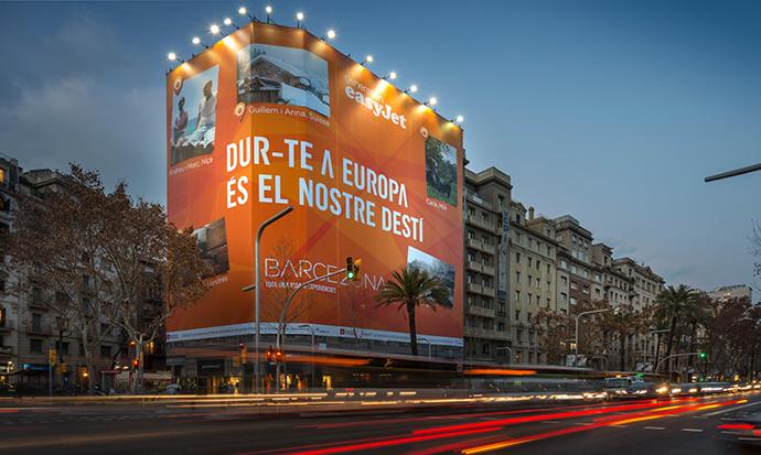La inversión publicitaria cayó un 7,3% en Cataluña