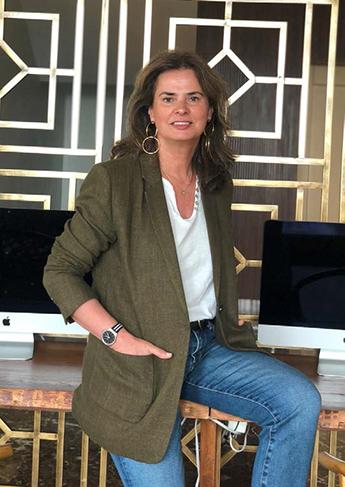 Cristina Barturen, codirectora de El Sol y directora general de Arnold Madrid.