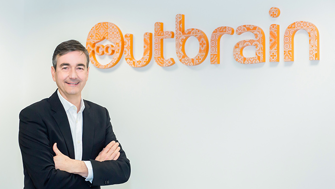 Lutz Emmerich, country manager de Outbrain España.