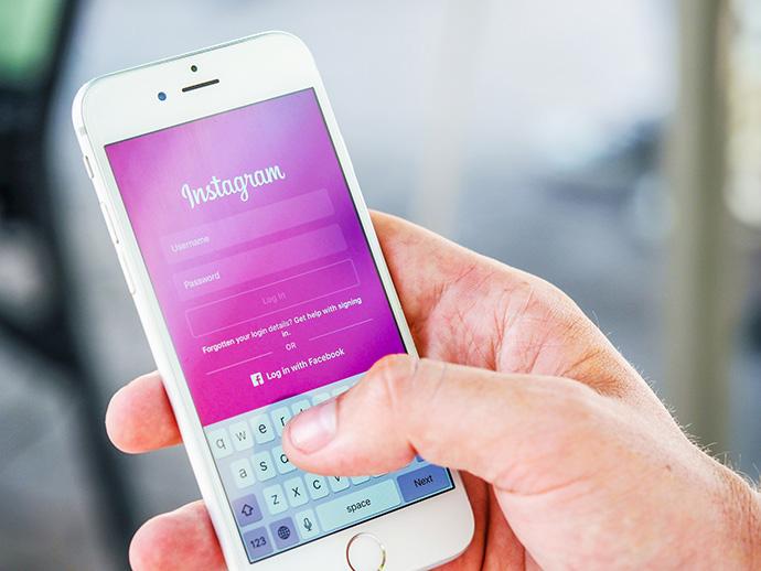 Instagram, la red social menos activa en el sector bancario
