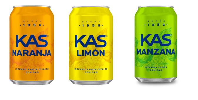 """KAS presenta nueva imagen bajo la campaña """"si te gusta, te gusta"""""""