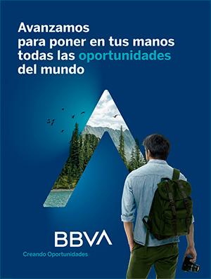 BBVA, campaña global para su cambio global  de marca