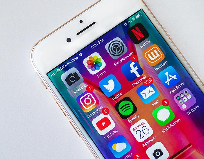 La simultaneidad en el uso de las redes sociales es bastante común, sobre todo entre las principales empresas del sector.