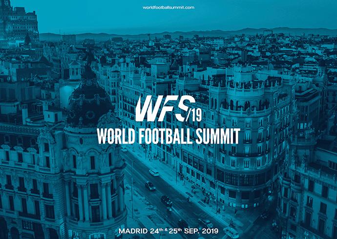 McCann se convierte en colaborador del World Football Summit