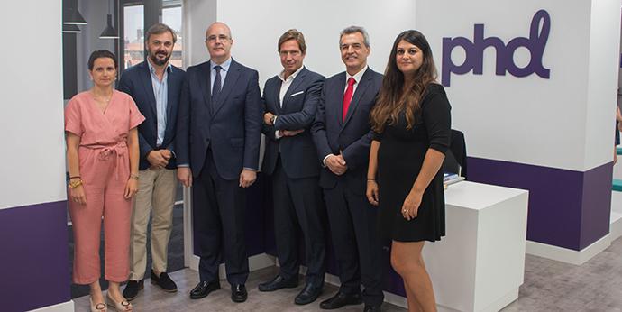 La primera acción, tras la reciente firma, es la organización del evento Innovation Week 2019, evento único del sector universitario en España