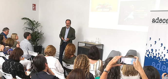 Jaime Lobera, exdirector de marketing en Campofrío, Mahou San Miguel y Kraft Foods.