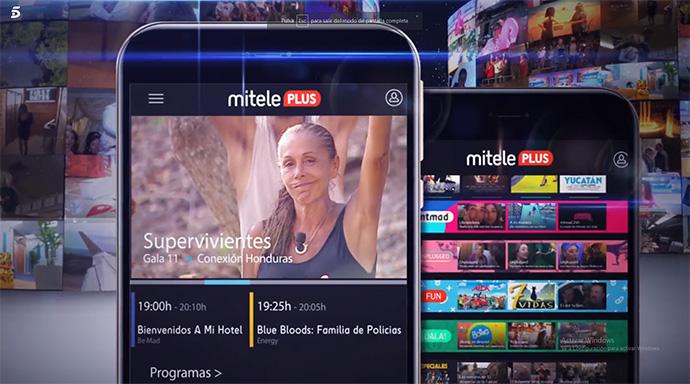 A partir del día 22 de julio, los usuarios tienen acceso al nuevo servicio de pago, a través de Mitele, por solo 2,5 euros al mes o 25 euros al año.