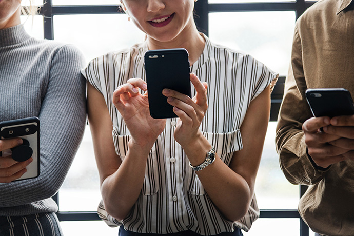 El 68,4% de los lectores utiliza su smartphone para leer prensa digital