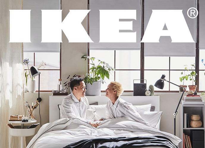 El reparto del catálogo de IKEA, más inteligente que nunca