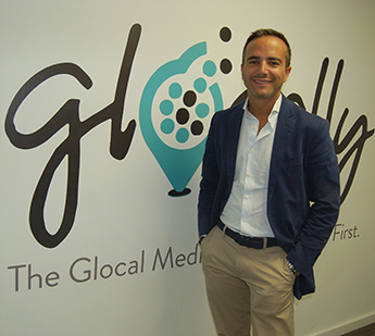 Antonio Sánchez. head of sales de Glocally.
