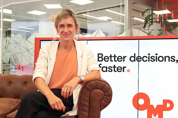 Cristina Barranco, nueva directora general de OMD Spain.