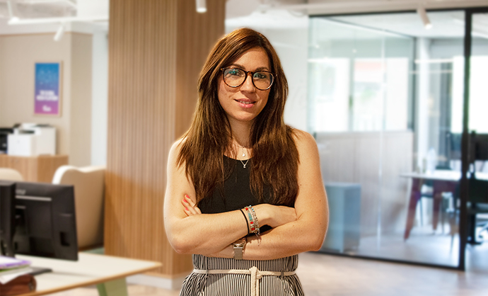 Elena Galán, ad operations director en Teads España.