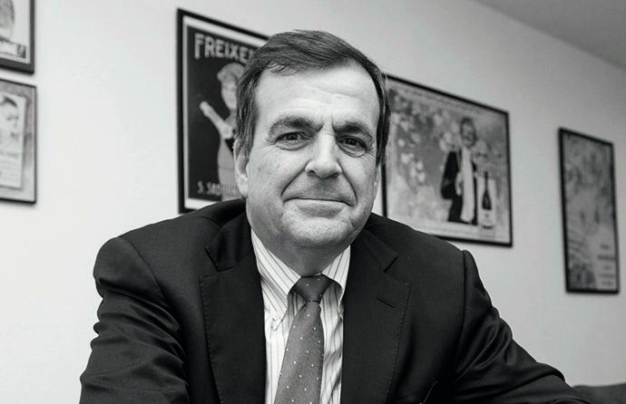 """Ignacio Larracoechea: """"Mercadona y Lidl practican una política contraria a la innovación que perjudica a toda la cadena de consumo"""""""
