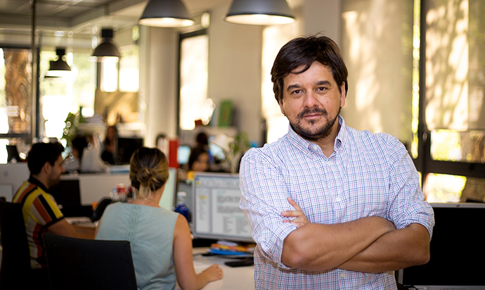 Manuel Taboada, nuevo director de marca y digital de Shackleton Madrid