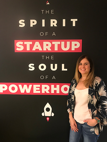 María Rubio, digital senior manager de Spark Foundry.
