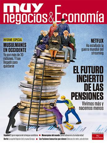 'Muy Negocios & Economía', la nueva cabecera de 'Muy Interesante'